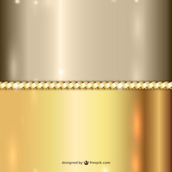 Metaliczne tło
