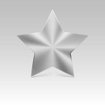 Metalowa gwiazda