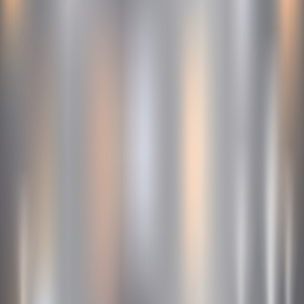 Metalowa tekstura ze stali nierdzewnej z odbiciem
