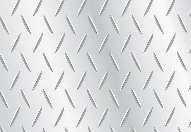 Metalowy talerz tło wektor