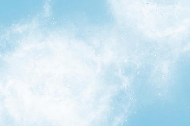 Mgławica Niebieska Darmowych Wektorów