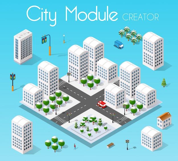 Miasto modułu izometrycznego