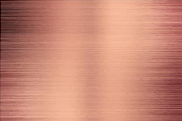 Miedź lub różowe złoto tekstury