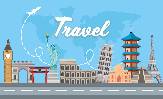Międzynarodowa przygoda z podróżami
