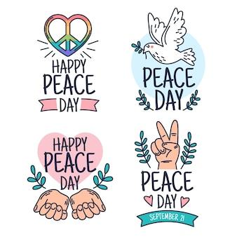 Międzynarodowe etykiety pokoju