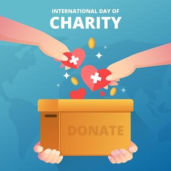 Międzynarodowy dzień charytatywny