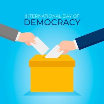 Międzynarodowy dzień demokracji