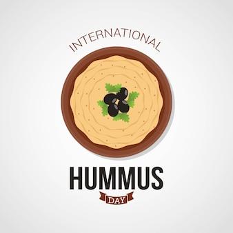 Międzynarodowy dzień hummusa