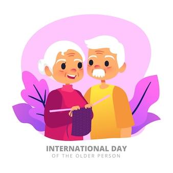 Międzynarodowy dzień koncepcji osób starszych