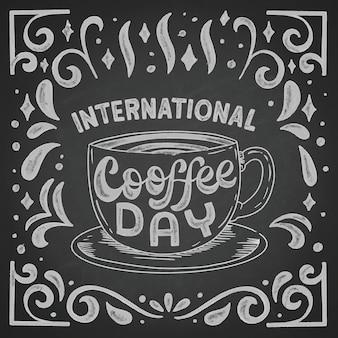 Międzynarodowy dzień napisu kawy