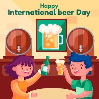 Międzynarodowy dzień piwa z ludźmi