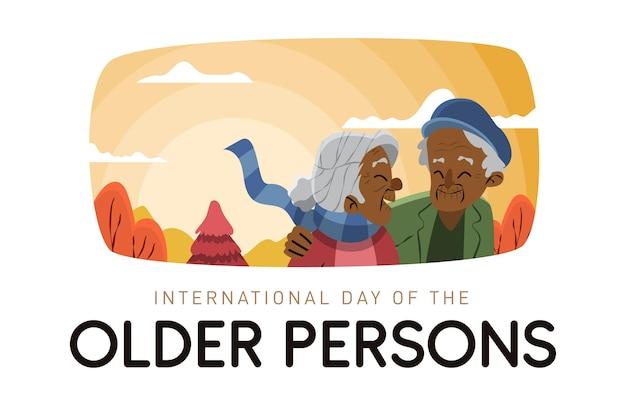 Międzynarodowy dzień rysowania osób starszych