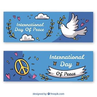 Międzynarodowy dzień transparentów pokojowych