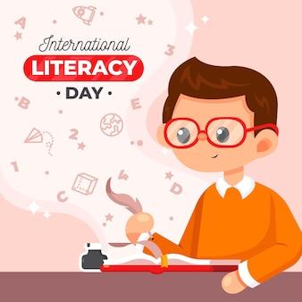 Międzynarodowy dzień umiejętności czytania i pisania