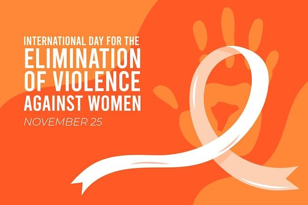 Międzynarodowy dzień walki z przemocą wobec kobiet