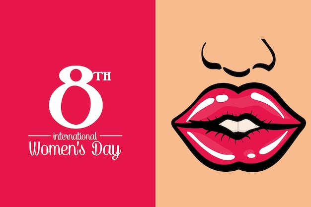Międzynarodowy plakat dla kobiet