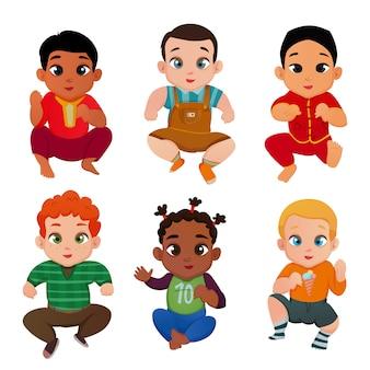 Międzynarodowy zestaw dla dzieci