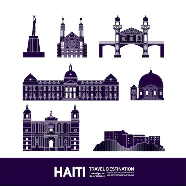 Miejsce docelowe podróży haiti grand