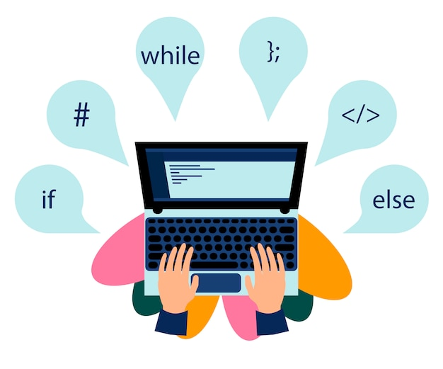 Miejsce pracy programowania
