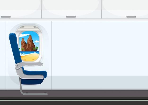 Miejsce w samolocie
