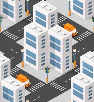 Miejski obszar izometryczny