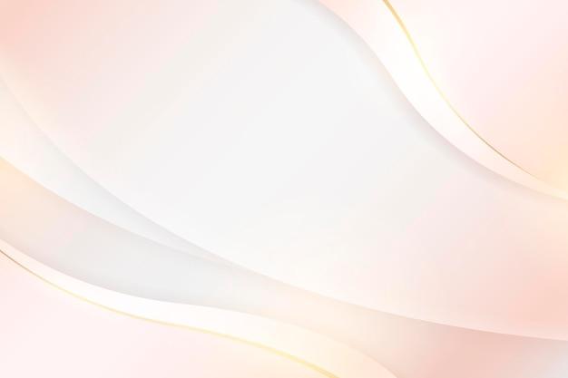 Miękkie abstrakcyjne tło zakrzywione