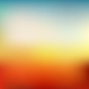 Miękkie kolorowe tło