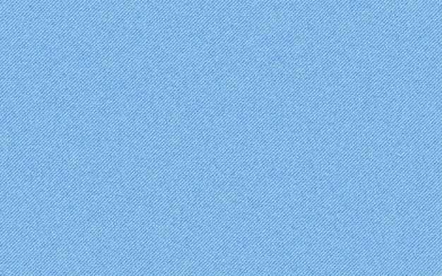 Miękkie niebieskie dżinsy tekstury tła
