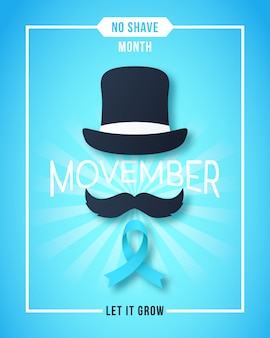Miesiąc świadomości raka prostaty