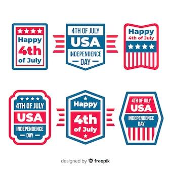 Mieszkanie 4 lipca kolekcja odznak