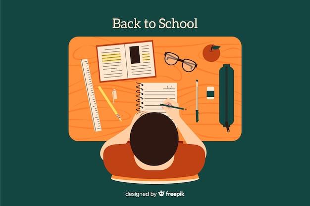 Mieszkanie z powrotem do szkoły