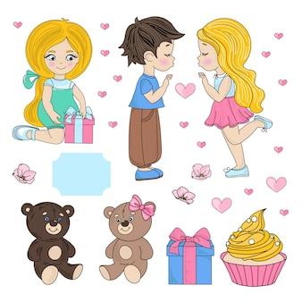 Miłość party valentine