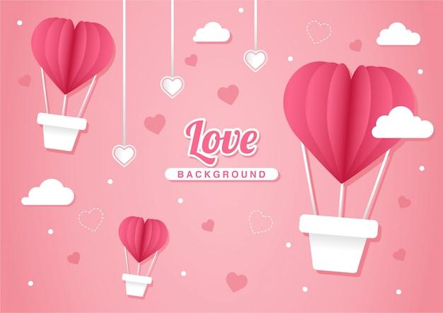 Miłość w tle