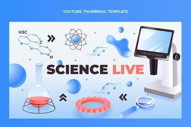 Miniatura youtube izometryczna nauka