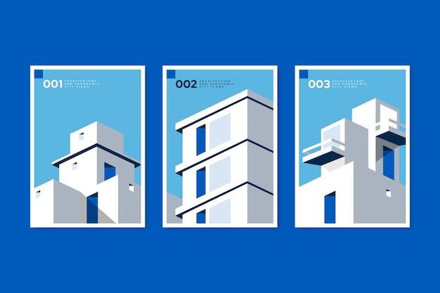 Minimalna architektura obejmuje kolekcję szablonów