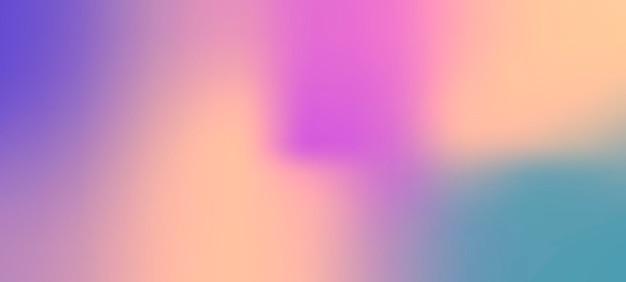 Minimalne streszczenie wektor fuid szablon projektu okładki. tło gradientowe holografii. szablony wektorowe do plakatów, banerów, ulotek, prezentacji i raportów