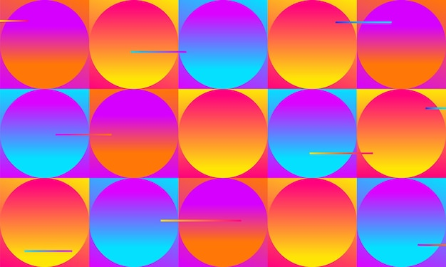 Minimalne tło geometryczne. dynamiczna kompozycja kształtów. eps10 wektor. skład gradientowy. plakaty z futurystycznym wzornictwem. abstrakcyjna karta projektowa do wydruków, ulotek, zaproszeń, ofert specjalnych i nie tylko.