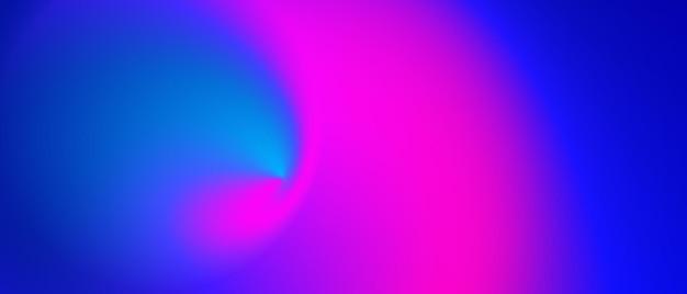 Minimalny kolorowy gradient. streszczenie nowoczesne tło. strona docelowa muzyki elektronicznej.