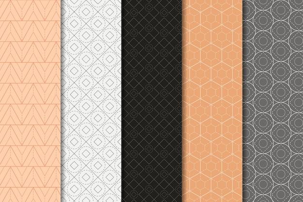 Minimalny wzór geometryczny