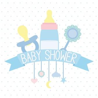 Mleko do butelek dla niemowląt i akcesoria