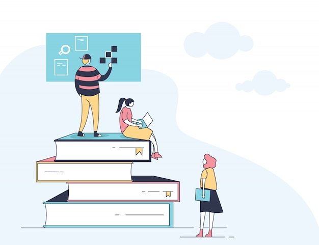 Mobilna edukacja online