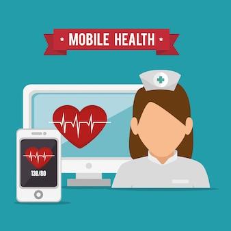 Mobilny projekt zdrowotny