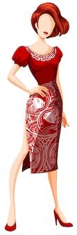 Moda kobieta