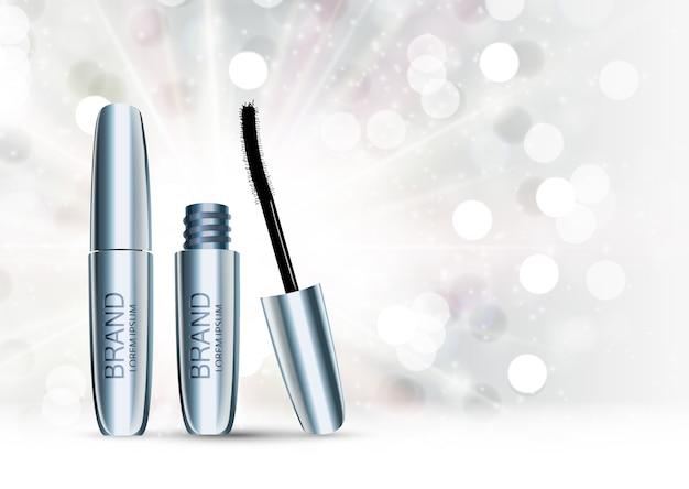 Moda makijaż, kosmetyki produkt