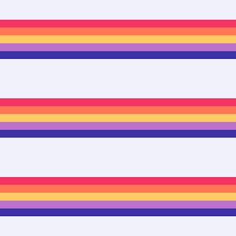 Modne Kolorowe Paski. Wzór. Nowoczesny Abstrakcyjny Wzór Na Papier, Okładkę, Tkaninę, Wystrój Wnętrz I Innych Użytkowników. Premium Wektorów