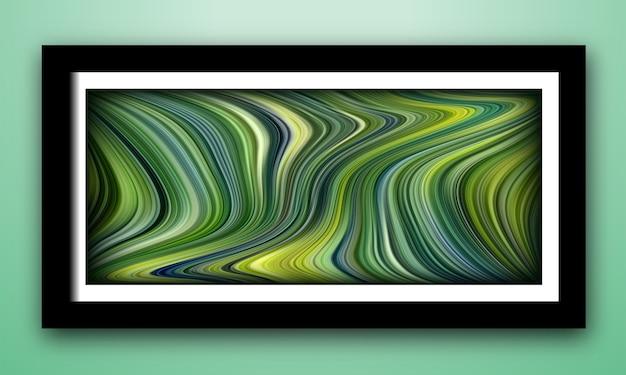 Modny gradientowy projekt okładki streszczenie szablon tło