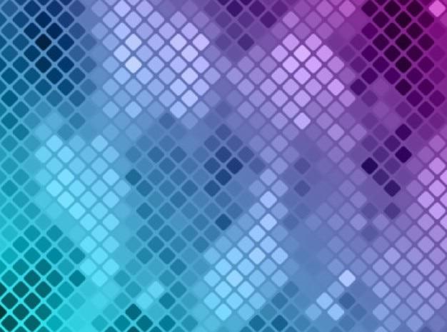 Modny kolor neon streszczenie vector set background