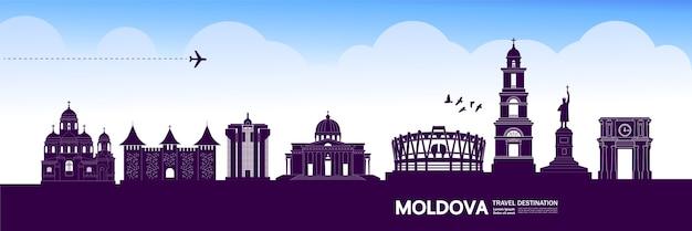Mołdawski cel podróży grand