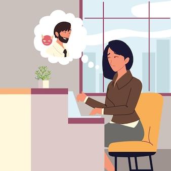 Molestowanie kobiet w miejscu pracy