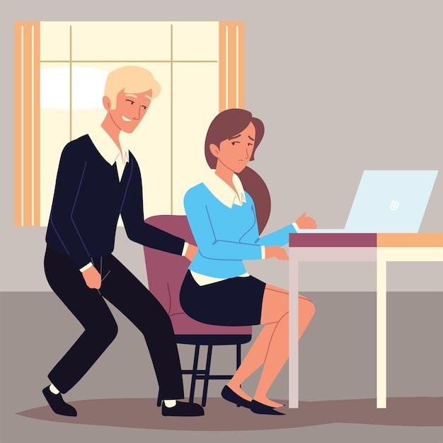 Molestowanie seksualne w miejscu pracy
